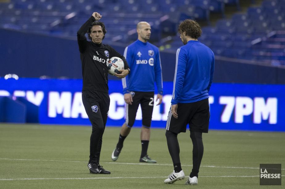 Après avoir amorcé la saison avec un revers... (Photo Olivier Jean, archives La Presse)