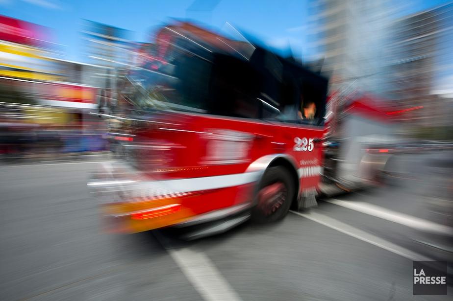 Deux incendies criminels ont eu lieu... (Photo François Roy, archives La Presse)