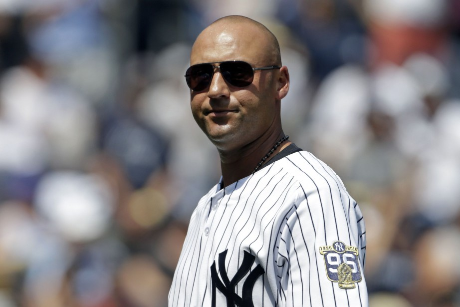 Derek Jeter... (Photo Adam Hunger, archives USA Today Sports)