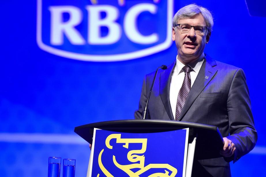 Le chef de la direction de la Royale,... (Photo Frank Gunn, La Presse canadienne)