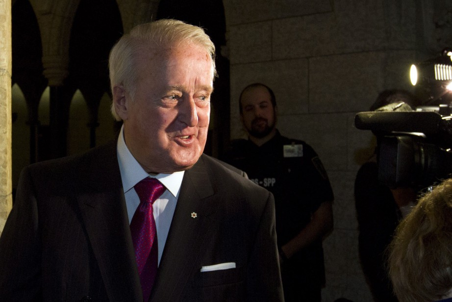 Brian Mulroney est l'architecte du premier accord de libre-échange entre le... (Photo Fred Chartrand, La Presse Canadienne)