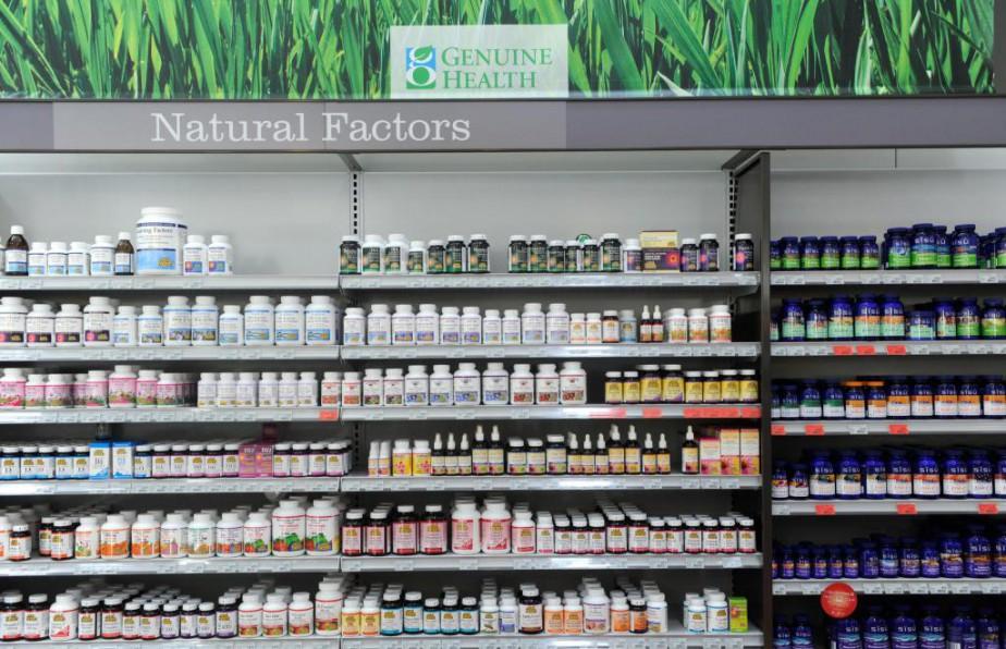 «Les adeptes des produits de santé naturels insistent... (PHOTO BERNARD BRAULT, ARCHIVES LA PRESSE)