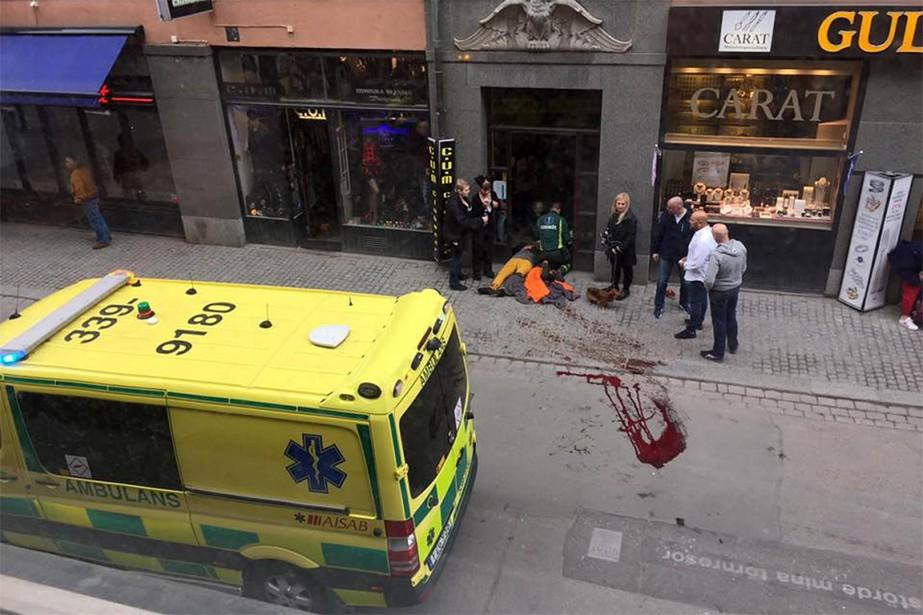 attentat stockholm 2018