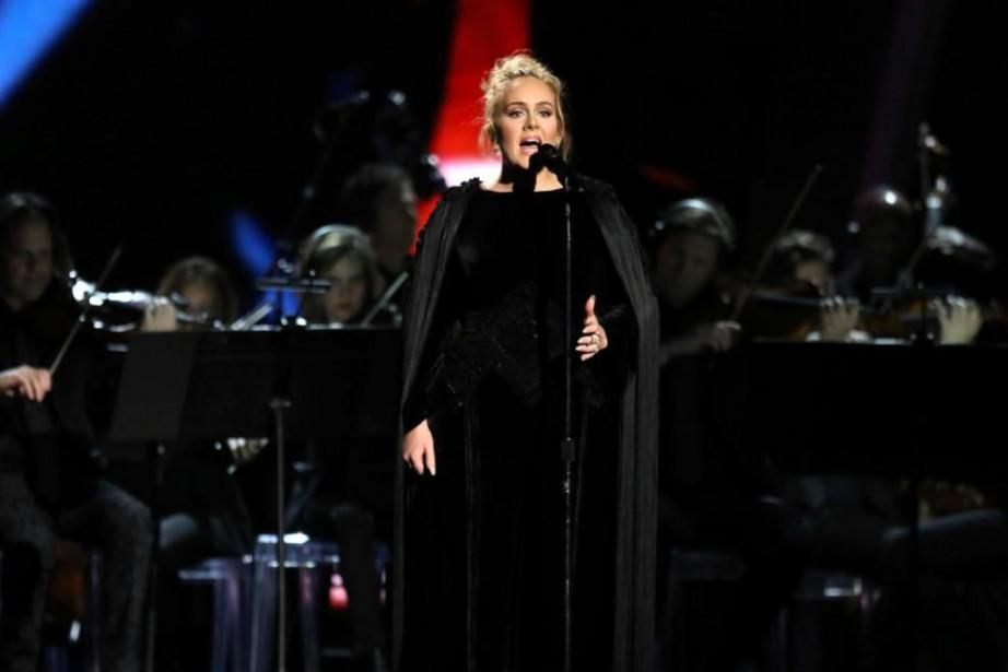 Vous voulez être la prochaine Adele? Avez-vous ce... (photo matt sayles, archives associated press)