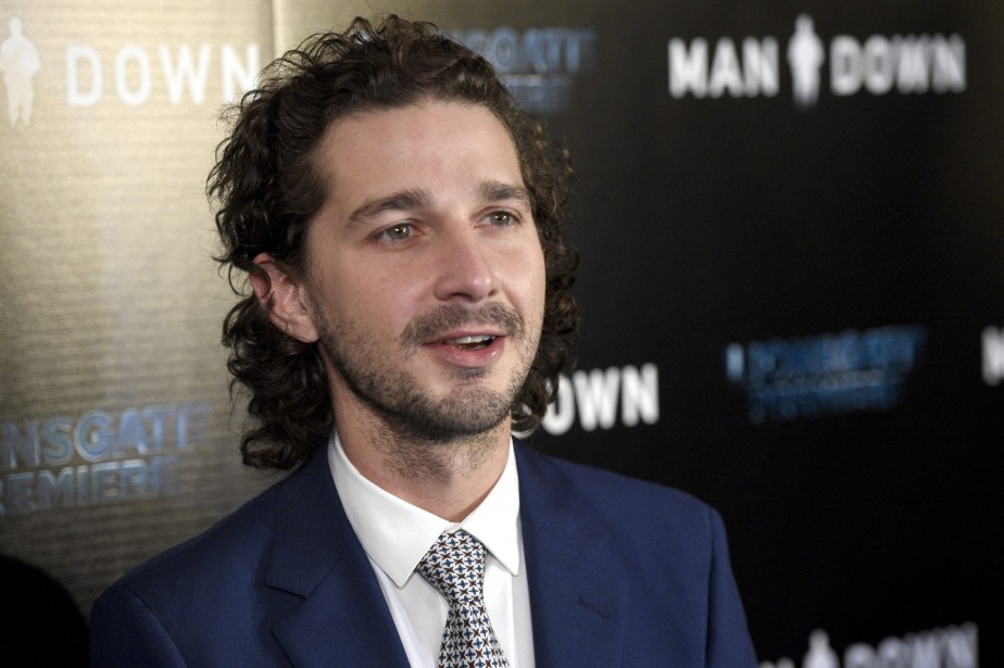 Shia LaBeouf... (Photo Chris Pizzello, archives AP)