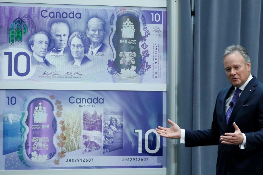 Le gouverneur de la Banque du Canada Stephen... (Photob Chris Wattie, REUTERS)
