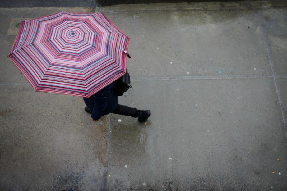 Après la pluie et la neige, le printemps... (Photo Olivier jean, archives LA Presse)