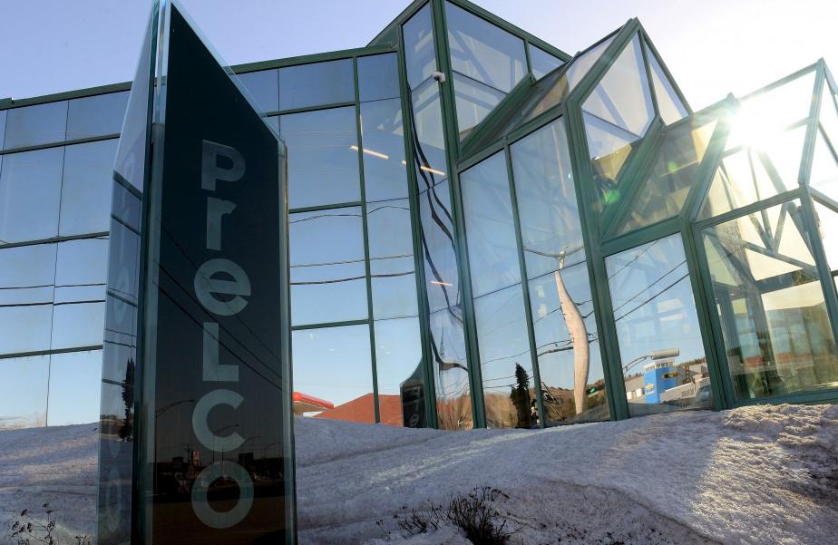 Prelco compte plus de 600 employés, répartis à travers sept usines et cinq vitreries. (Le Soleil, Erick Labbé)