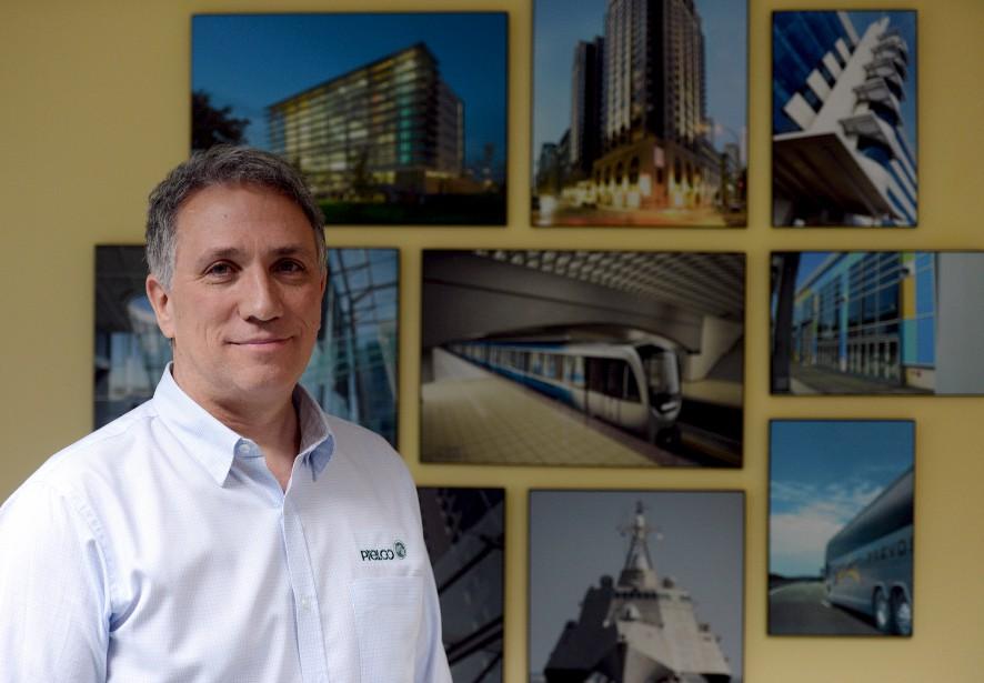Richard Langlais, second vice-président exécutif de Prelco (Le Soleil, Erick Labbé)