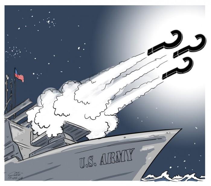 Caricature du 8 avril | 8 avril 2017