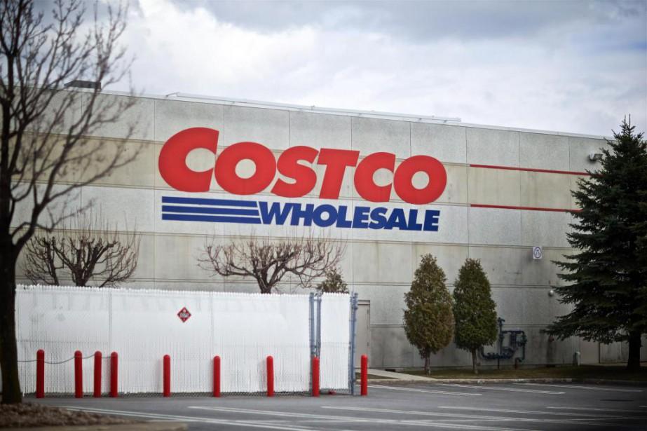 La chaîne de magasins-entrepôts Costco a entrepris des... (Photo André Pichette, Archives La Presse)