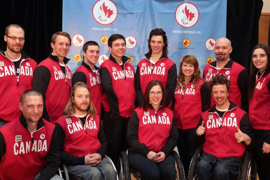 Un nouveau président pour les athlètes etle sport... (Photo fournie par le COMITÉ PARALYMPIQUE CANADIEN)