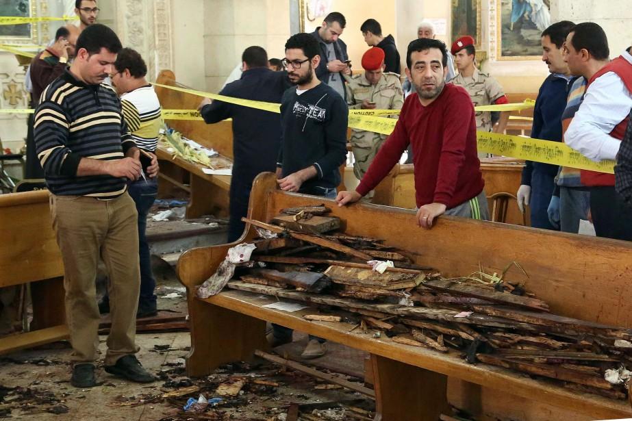 Deux attentats à la bombe revendiqués par le... (Photo AFP)