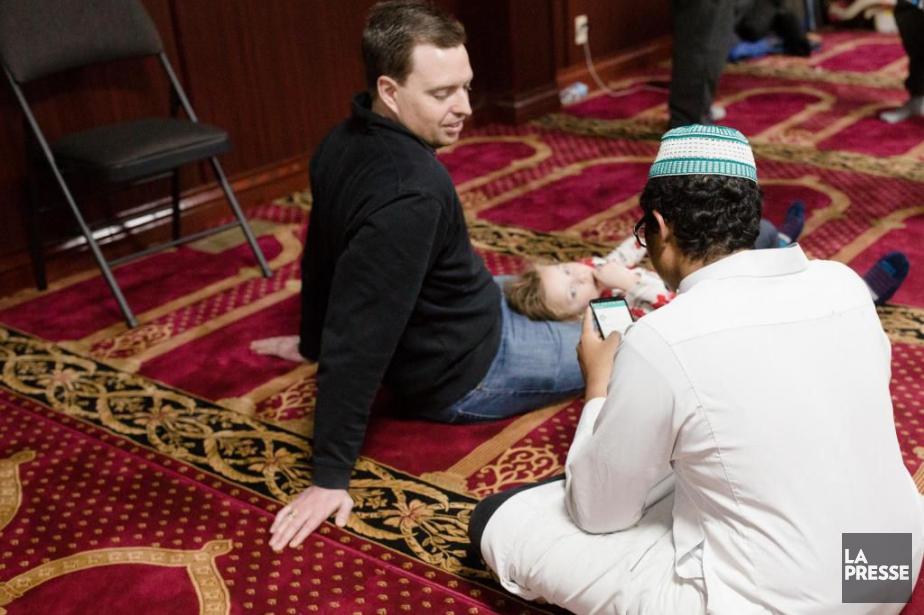 Le Conseil musulman de Montréal a tenu le... (PHOTO NINON PEDNAULT, ARCHIVES LA PRESSE)
