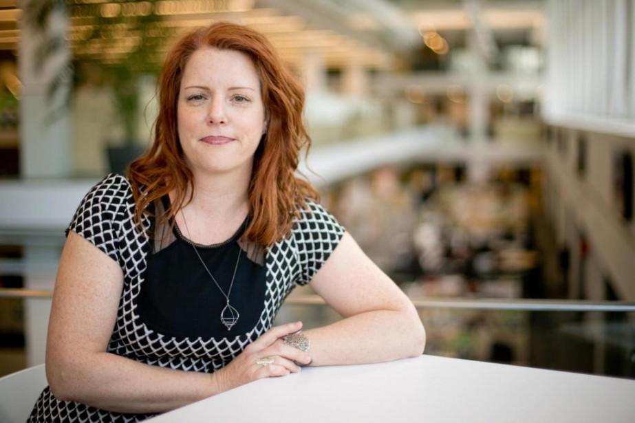 Pendant cinq ans, la journaliste Isabelle Ducas a... (Photo David Boily, La Presse)