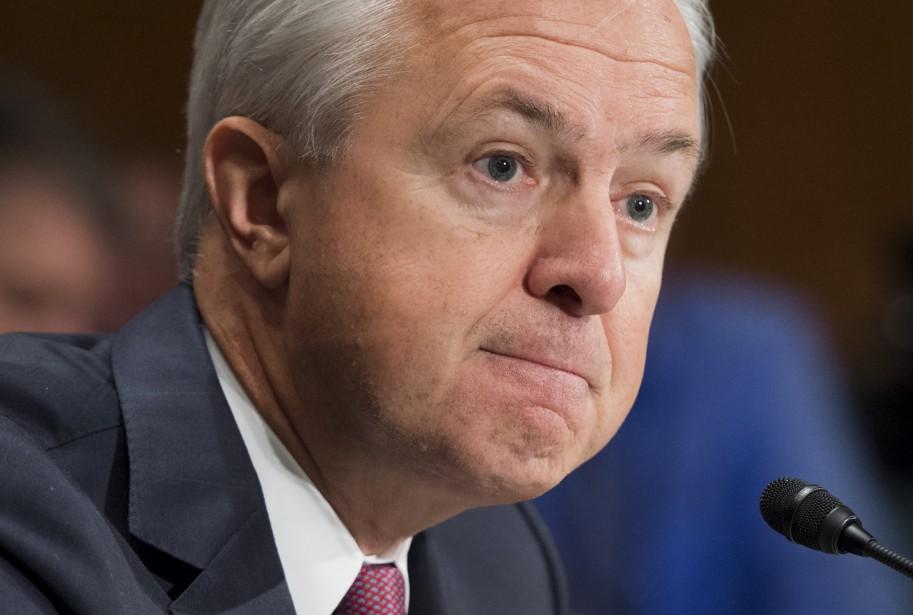 Un rapport reproche à l'ex-PDG John Stumpf d'avoir... (AFP)
