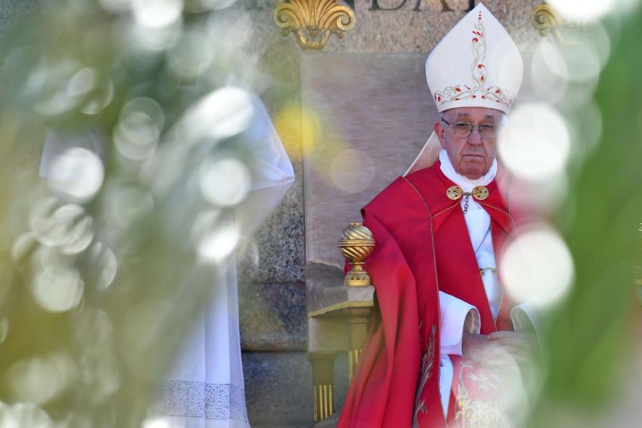 Le pape François se rendra au Caire fin... (AFP)