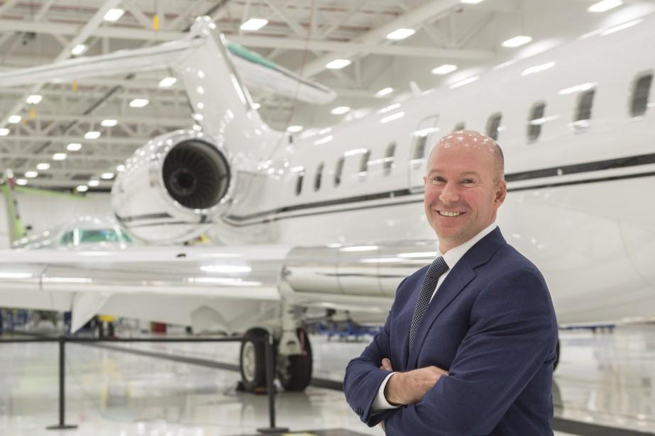 Alain Bellemare, le PDG de Bombardier... (PHOTO ARCHIVES LA PRESSE CANADIENNE)