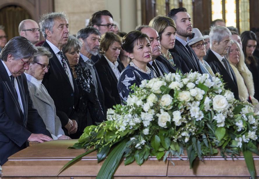 La famille de Janine Sutto | 10 avril 2017