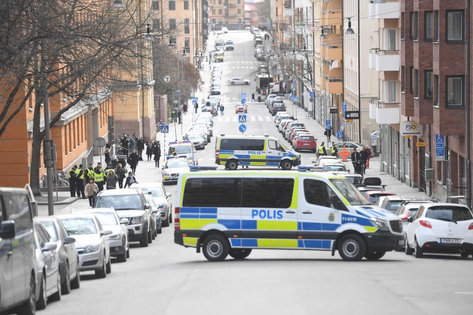 Le suspect de 39 ans, Rakhmat Akilov,est entré... (AFP)