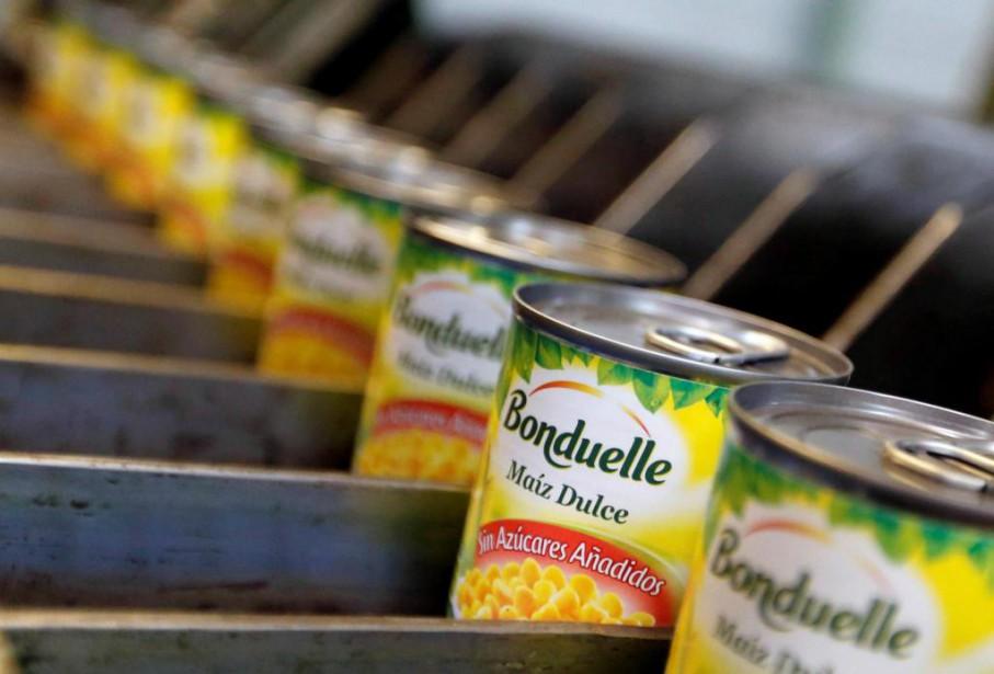 Avant l'acquisition de Ready Pac Foods, Bonduellene vendait... (PhotoRegis Duvignau, archives Reuters)