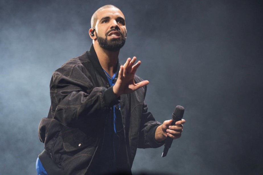 Drake est finaliste dans 22 catégories aux prix... (PHOTO ARTHUR MOLA, ARCHIVES INVISION/ASSOCIATED PRESS)