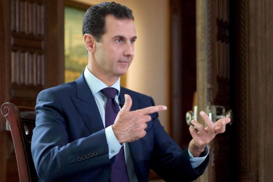 Le président de la Syrie, Bachar al-Assad.... (PHOTO ARCHIVES AFP)
