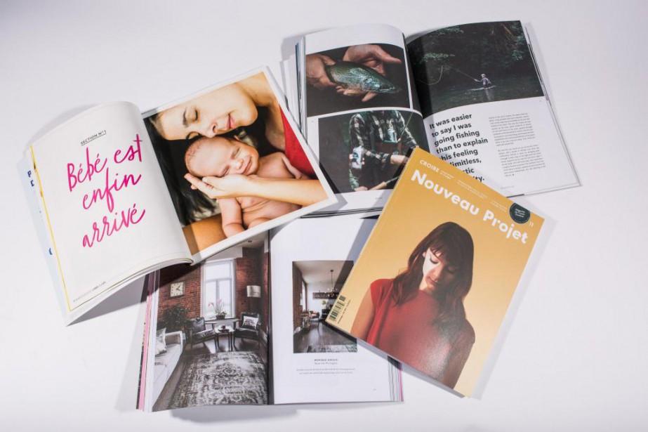 Plusieurs nouveaux magazines, comme Maman pour la vie,... (PHOTO OLIVIER PONTBRIAND, LA PRESSE)