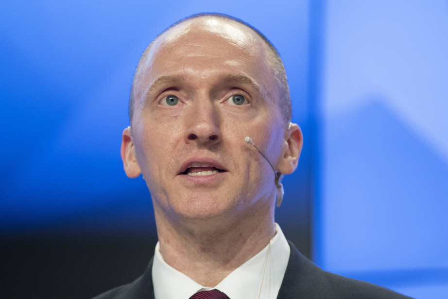 Carter Page... (Archives AP)