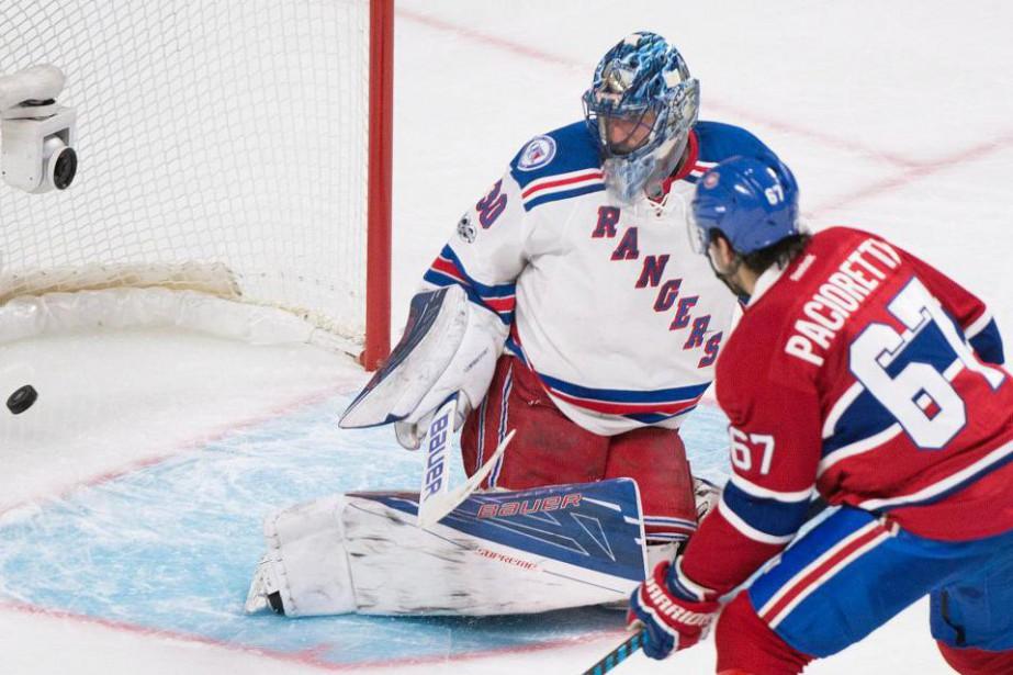Henrik Lundqvist vient de connaître la pire saison... (PhotoGraham Hughes, archives La Presse canadienne)