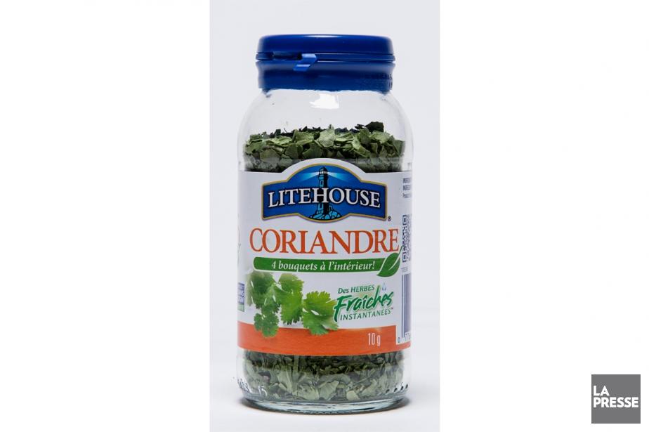 Ce produit de l'entreprise Litehouse ne contient qu'un... (Photo Alain Roberge, La Presse)