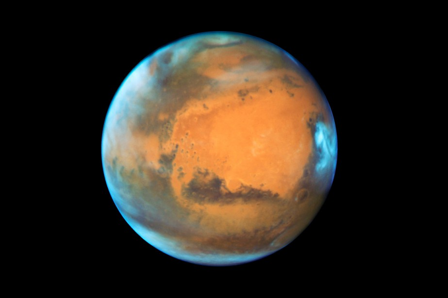 La planète Mars.... (NASA via REUTERS)