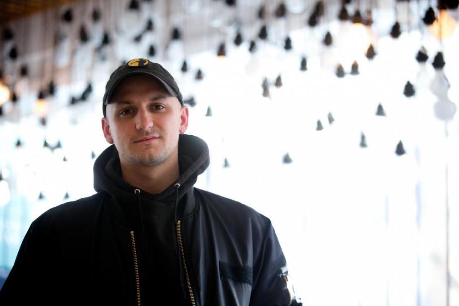 Montréalais d'origine, le DJ et réalisateurJacques Greene rend... (PHOTO FRANÇOIS ROY, LA PRESSE)