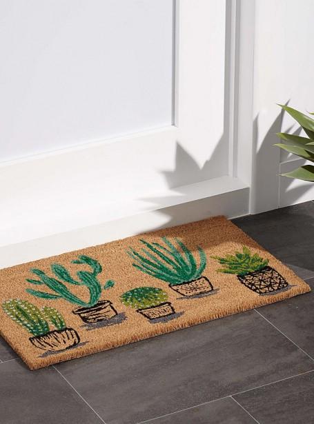 Paillasson Les Cactus de la Maison Simons. ()