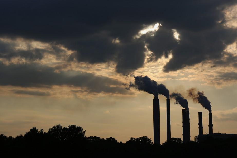 L'Ontario ferme donc sa «bourse du carbone», qui... (Photo archives Bloomberg)