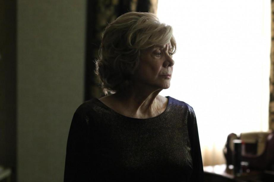 Denise Filiatrault effectue son retour au cinéma avecC'est... (photo fournie par les Films Séville)