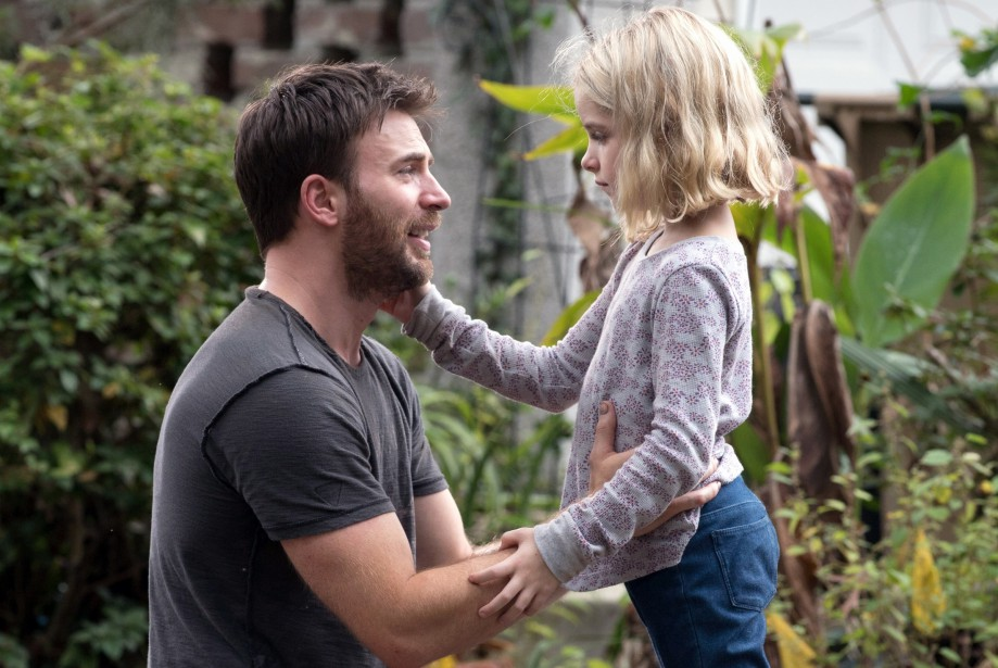 Mckenna Grace (Mary) et Chris Evans (Frank)... (Photo fournie par Twentieth Century Fox)