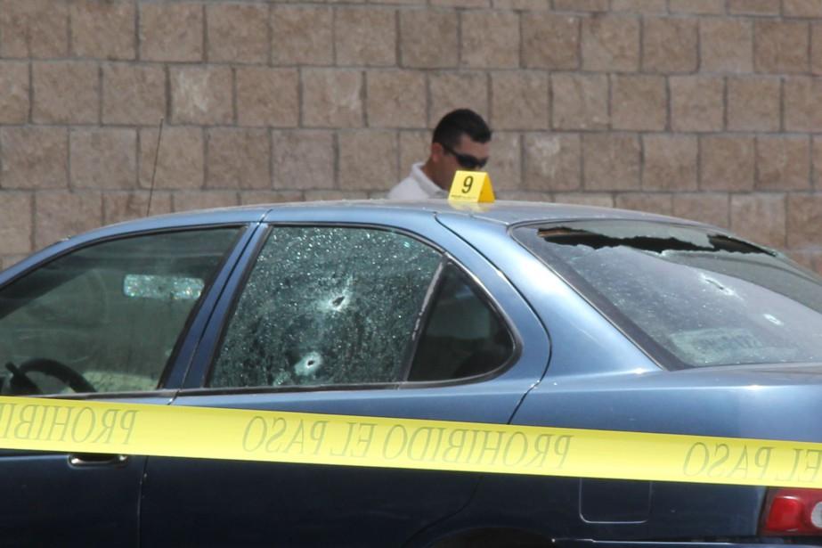 Maximino Rodriguez Palacios «s'est fait tirer dessus» en... (PHOTO AFP)