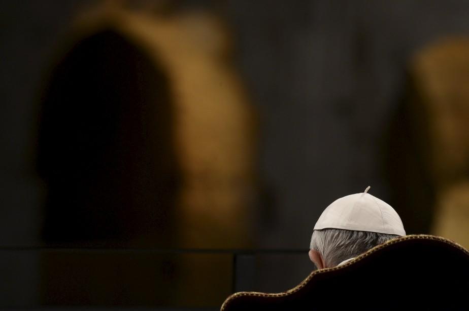 Le pape François a présidé vendredi la cérémonie du chemin de croix au Colisée. | 15 avril 2017