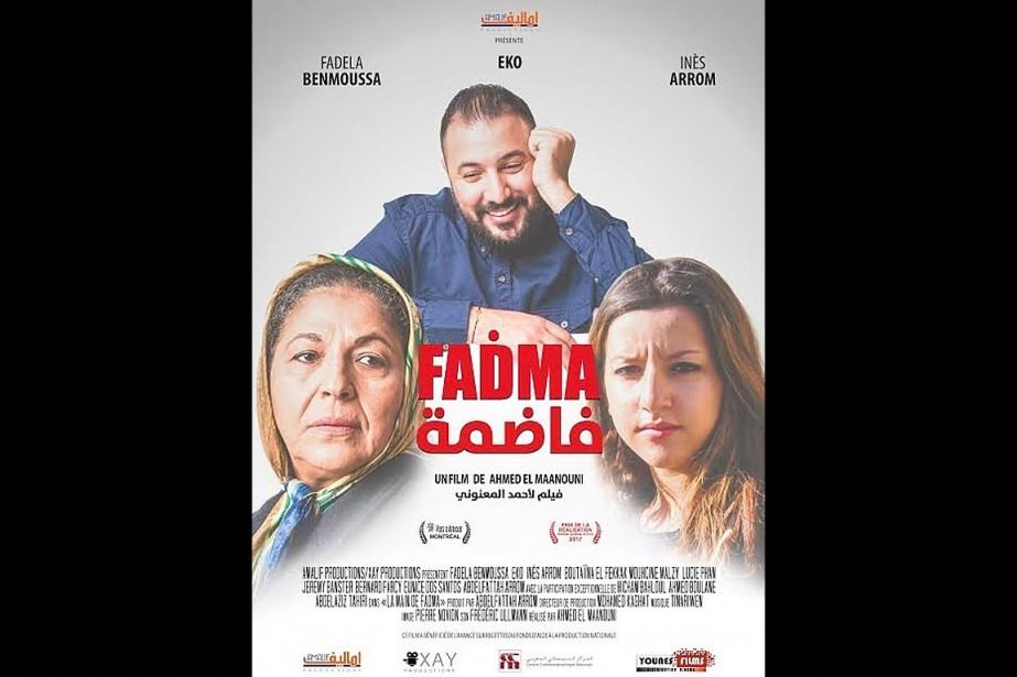 La main de Fadmadu cinéaste marocainAhmed El Maanouni... (PHOTO FOURNIE PAR LA PRODUCTION)