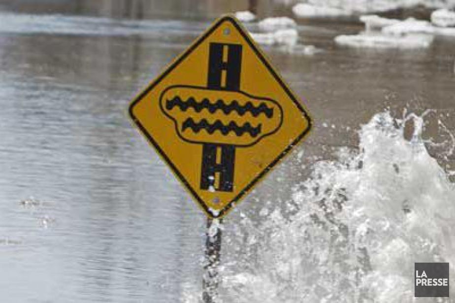 Les conditions météorologiques... (Photo Marco Campanozzi, archives La Presse)