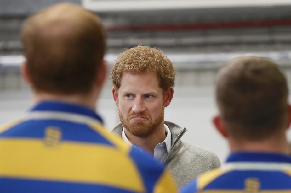 Le prince Harry dit avoir passé des années... (Photo Kirsty Wigglesworth, REUTERS)
