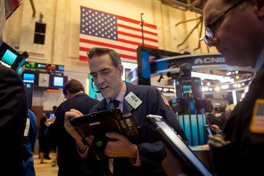 Les risques géopolitiques ont semblé passer au second... (Photo Bryan R. Smith, ARCHIVES AGENCE FRANCE-PRESSE)