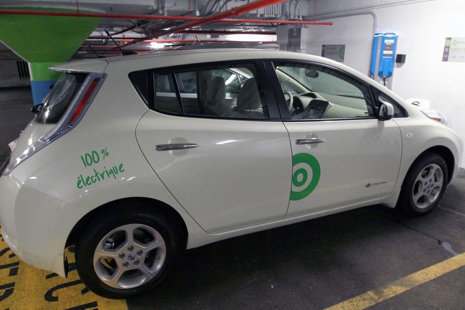 L'autopartage tous azimuts  Le véhicule de demain sera non seulement autonome et connecté, il sera aussi emprunté, ou loué, à la demande, à la façon d'une Communauto ou d'une Car2go. (Photo:  Le Soleil  )  | 17 avril 2017