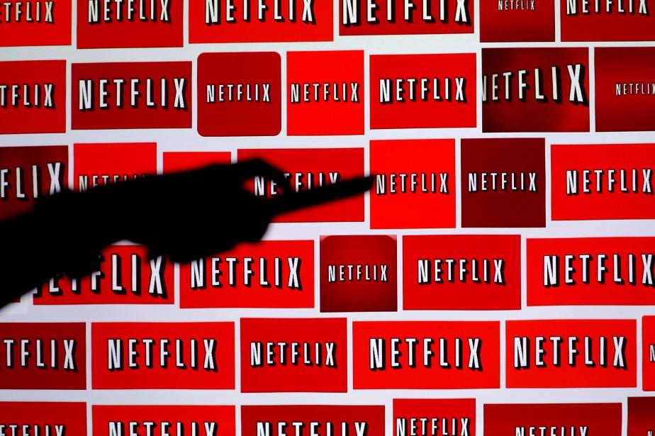Netflix a gagné au premier trimestre 4,95 millions... (Photo Mike Blake, archives REUTERS)