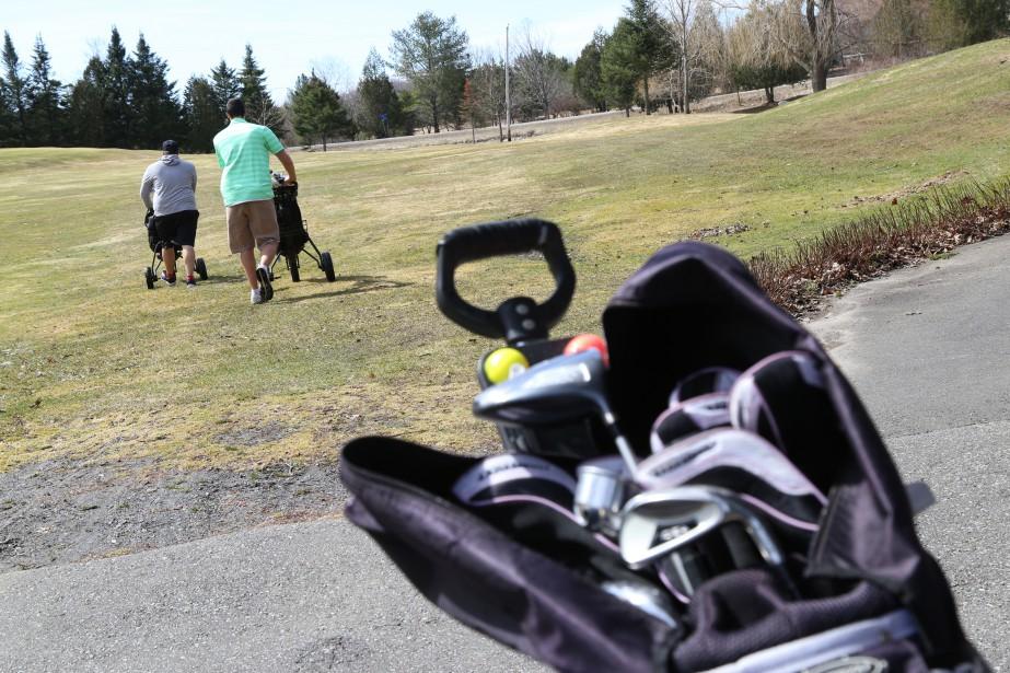 Le club de golfLesCèdresest le premier dans la région à avoir ouvert un parcours aux golfeurs.   | 18 avril 2017