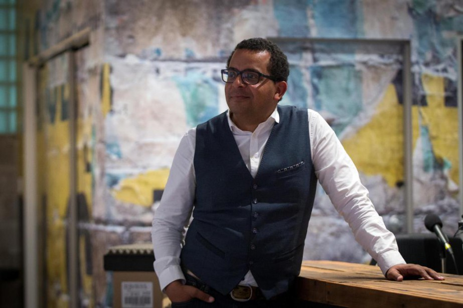 Le chanteur, pianiste et animateur propriétaire de Radio-Classique... (Photo Olivier Jean, La Presse)