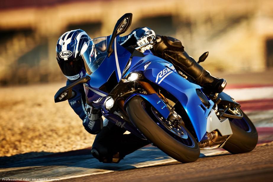 Yamaha YZF-R6 | 20 avril 2017