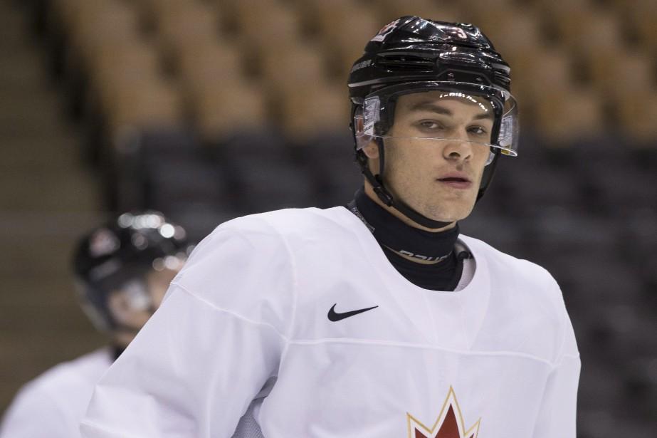 Noah Juulsen... (PHOTO Chris Young, ARCHIVES LA PRESSE CANADIENNE)