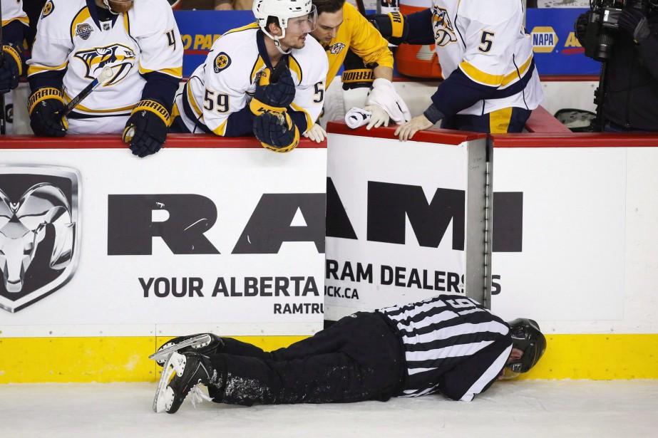 Don Henderson dit que ses blessures l'ont empêché... (Photo Jeff McIntosh, archives La Presse canadienne)